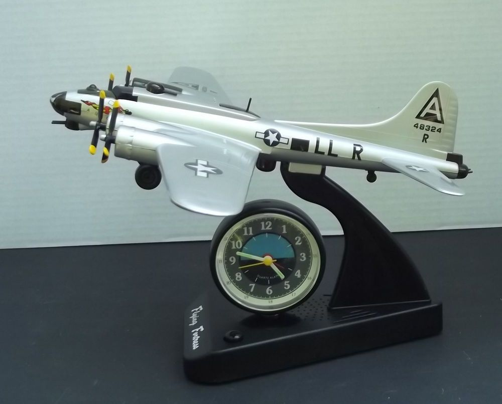 """B-26 Marauder 14/"""" Wall Clock Hand Made in the USA with American Steel"""