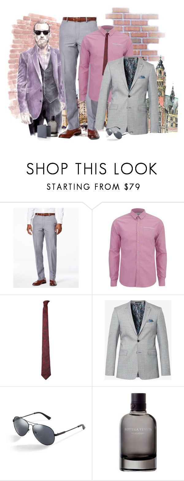 """""""253"""" by treysi-whitney ❤ liked on Polyvore featuring Calvin Klein, Scotch & Soda, Vivienne Westwood, Ted Baker, GUESS, Bottega Veneta, Paul Smith, men's fashion and menswear"""