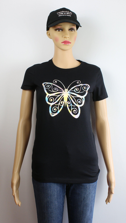 Schmetterling Damen T-Shirt