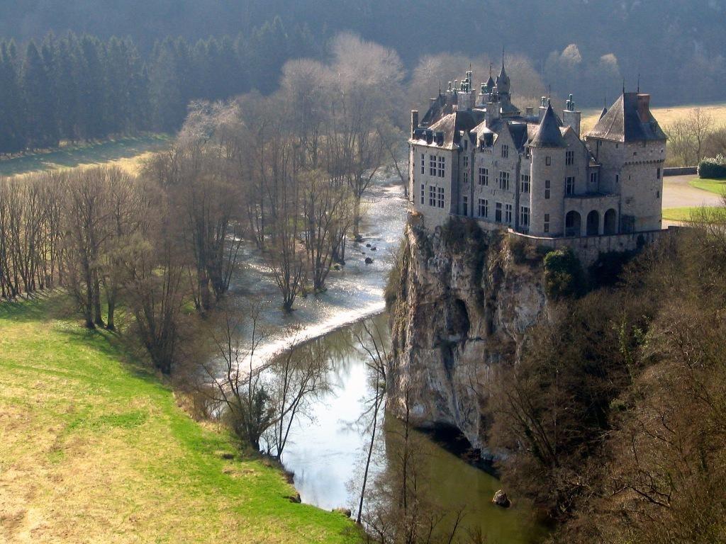 Château De Walzin, Belgium