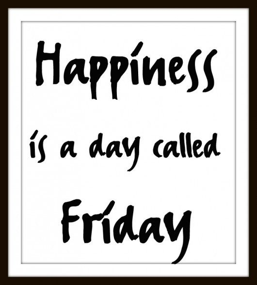 We Made It to Friday | whohoo we made it to another friday hallelujah now for a few things to ...