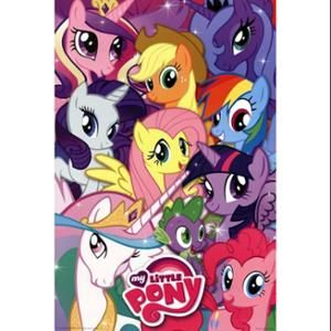 My Little Pony - Collage Poster Print (24 x 36)
