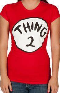 Ladies Thing 2 T-Shirt