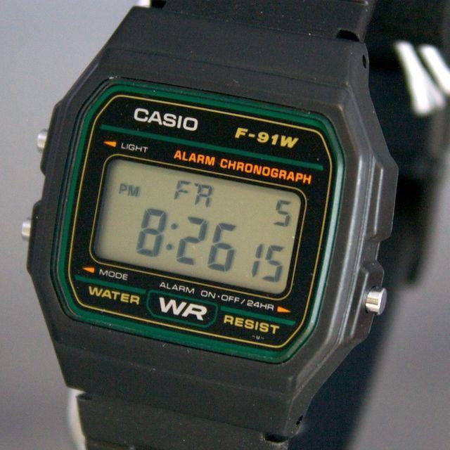 VreMax: Cheap Casio F-91W FAKE??? FAKE!!! Exploring a Fake ...