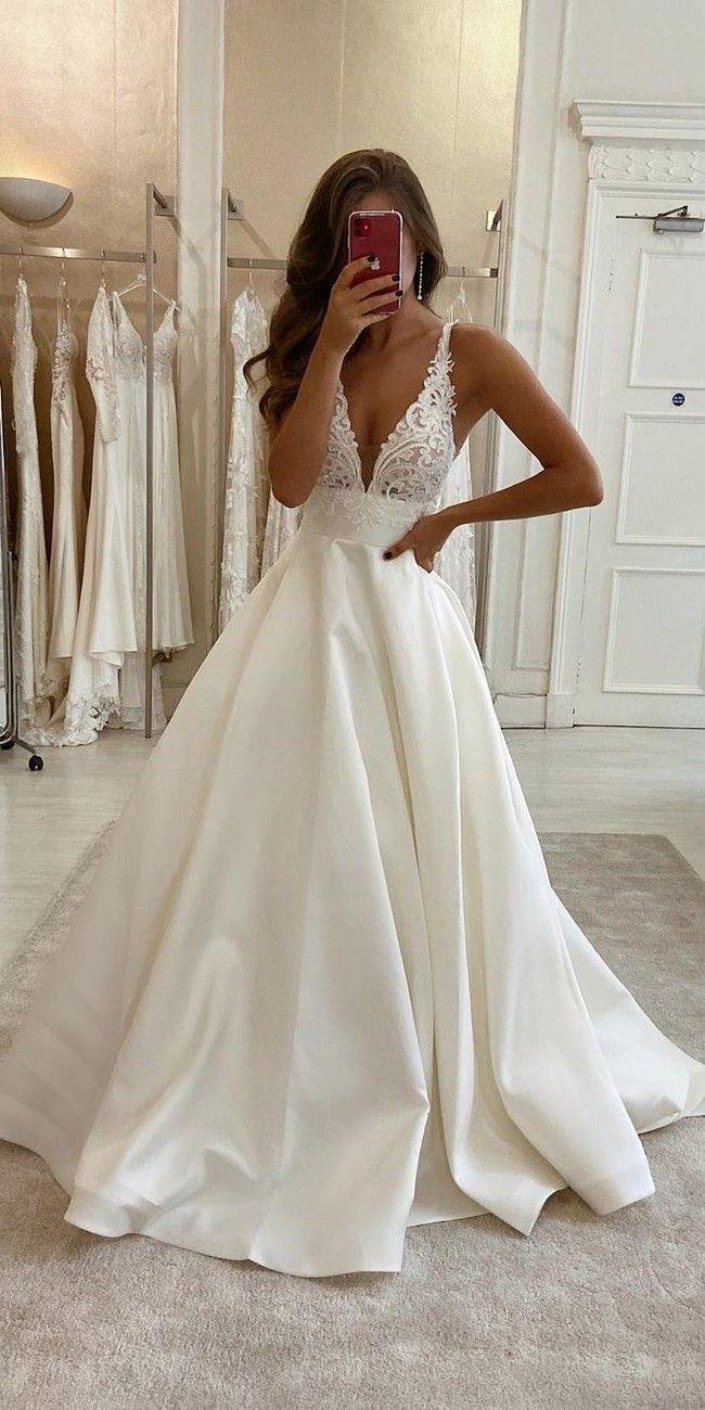 Photo of Wedding Dresses Ball Gown Blue Eleganza Sposa wedding dresses and gowns #wedding #weddingideas #weddingdresses #bridaldresses