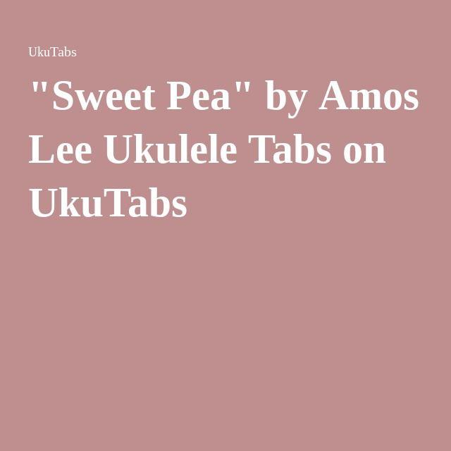 Sweet Pea\