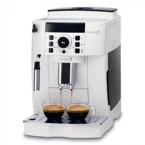DeLonghi ECAM 21.117.W fully automatic espresso machine in