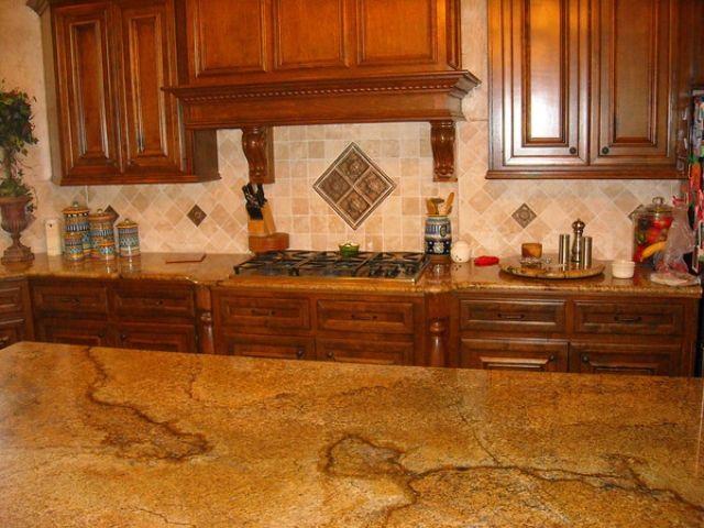 Copper Canyon Granite Countertops Tuscany Kitchen Countertops