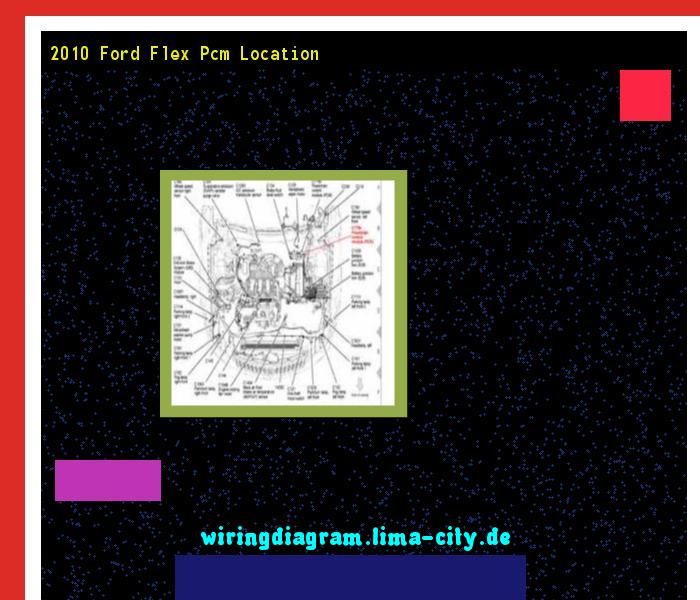 2010 Ford Flex Pcm Location Wiring Diagram 18121 Amazing Wiring Diagram Collection Ford Flex Ford Locations
