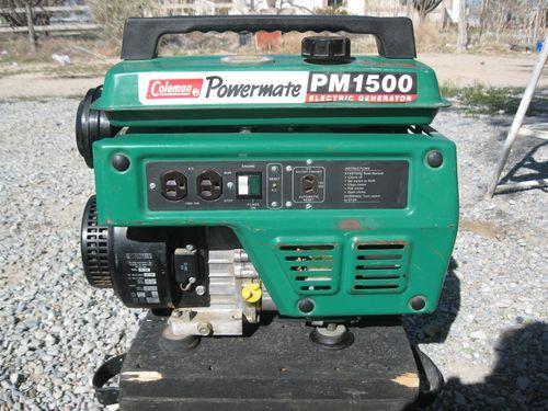 Coleman Generator Generator Powermate Parts Model Pm0435000