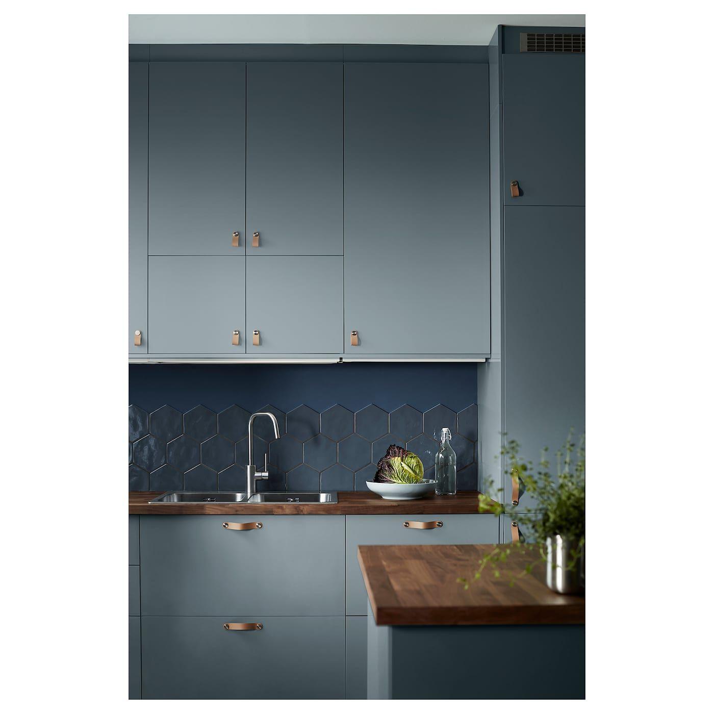 Karlby Countertop Walnut Veneer 98x1 1 2 Ikea Kitchen Kitchen Design