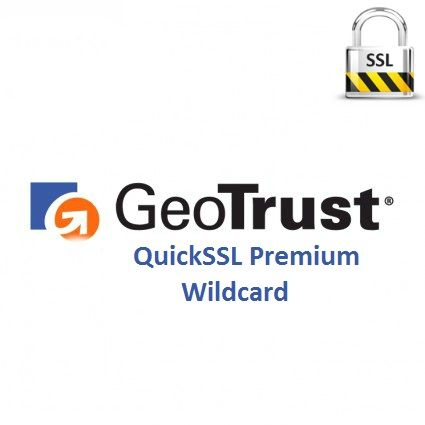 GeoTrust QuickSSL Premium Wildcard at cheap price. #cheap #geotrust ...