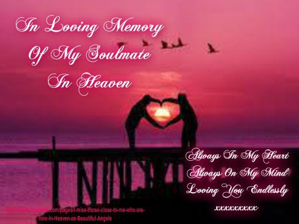 Via Facebooki Miss Those Close To Me Who Are Now In Heaven