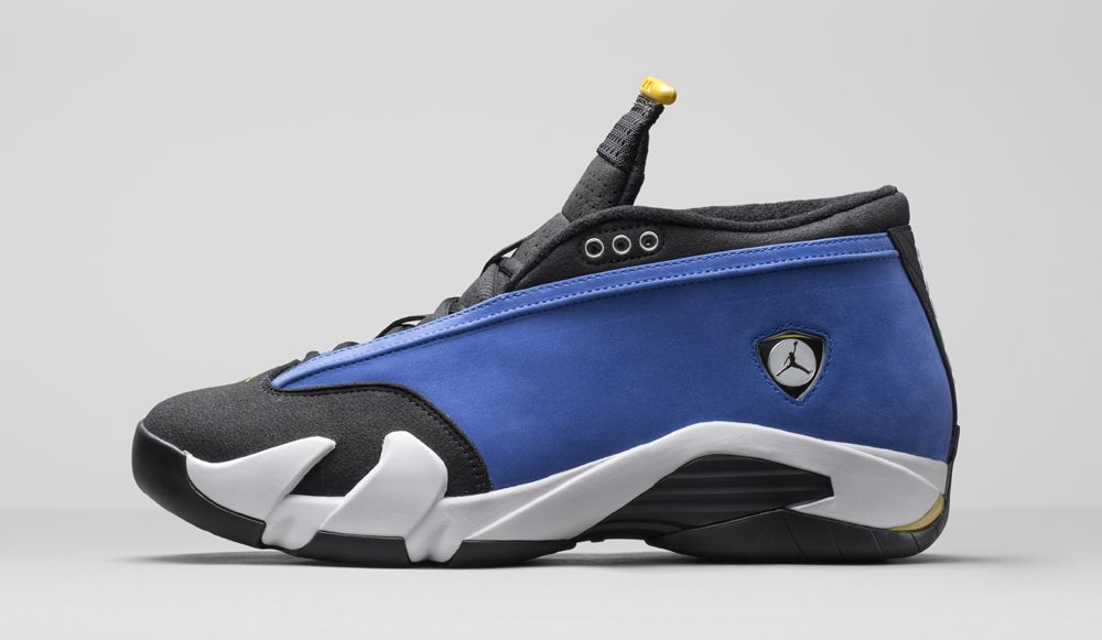 air jordan 14 low laney grade school