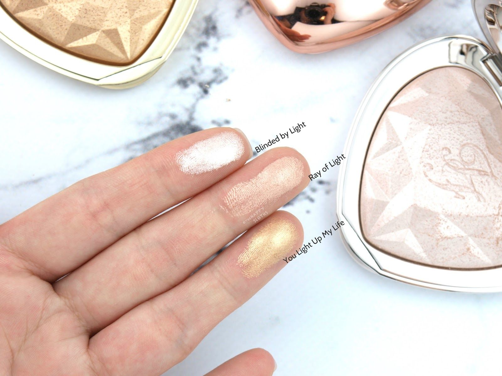Too Faced Love Light Prismatic Highlighter Review and