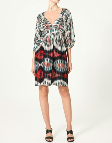 Zara: Printed Dress $59.90 -- Steal of a deal!