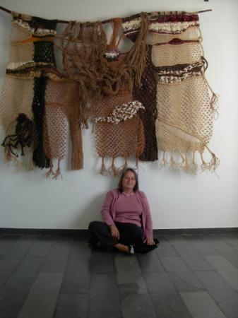 Decoración Textil Realizada En Macramé Murales Textiles