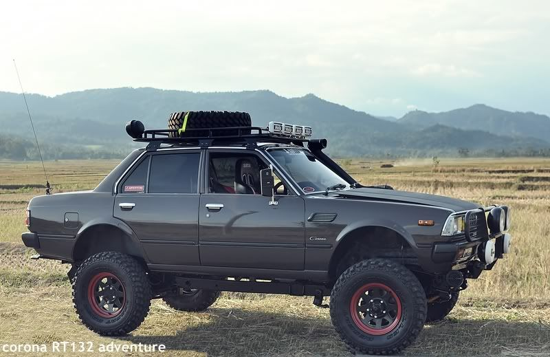 Let S See The Best Baja Cars And Unlikely Off Roaders