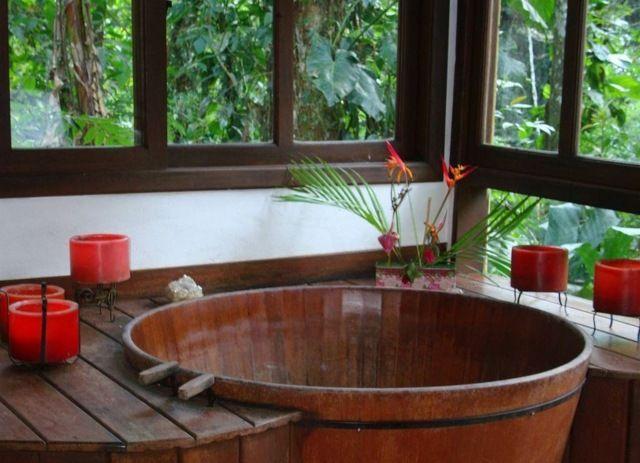 Comment concevoir une salle de bain japonaise ? | Dessin animé ...