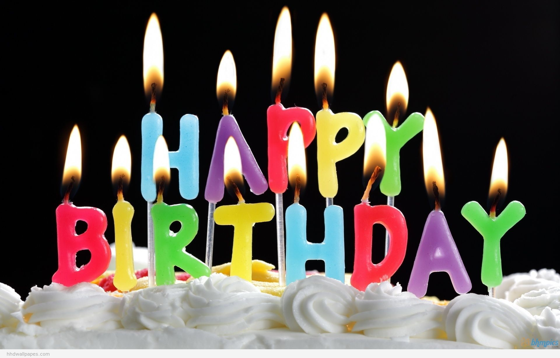 Happy birthday wallpaper with names happy birthday pinterest happy birthday wishes messages quotes pictures dp status kristyandbryce Gallery