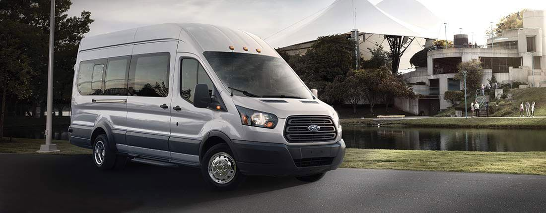 Ford Transit is a combination of performance and
