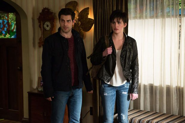 Grimm': Jacqueline Toboni, who plays 'Trubel,' was cast while ...