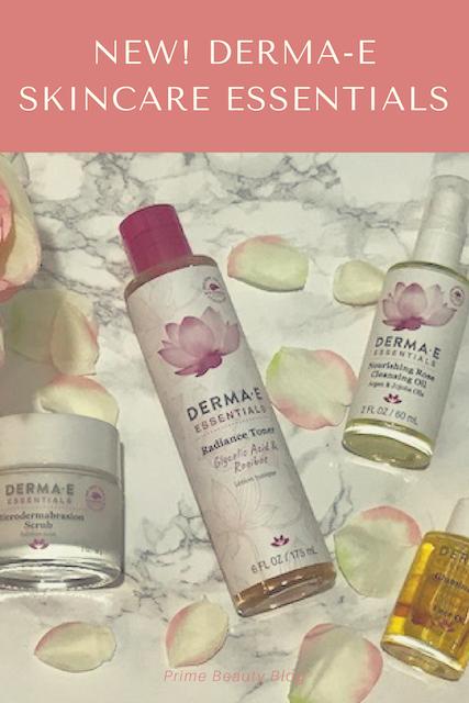 New! DermaE Skincare Essentials Skin care essentials