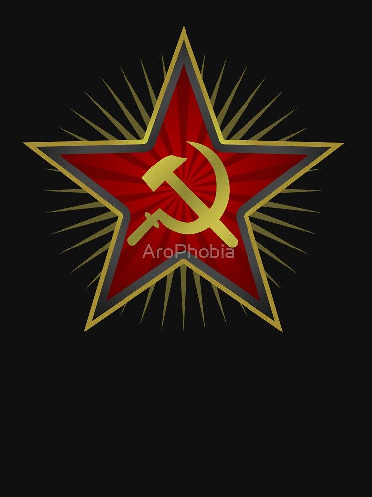 Soviet Hammer And Sickle T Shirt By Arophobia Aff Affiliate Hammer Soviet Sickle Arophobia Hammer And Sickle Sickle Hammer Hammer and sickle hd wallpaper