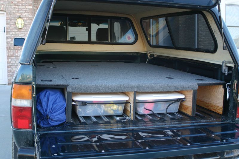 Click The Image To Open In Full Size Truck Bed Truck Camping Truck Bed Camping Camper