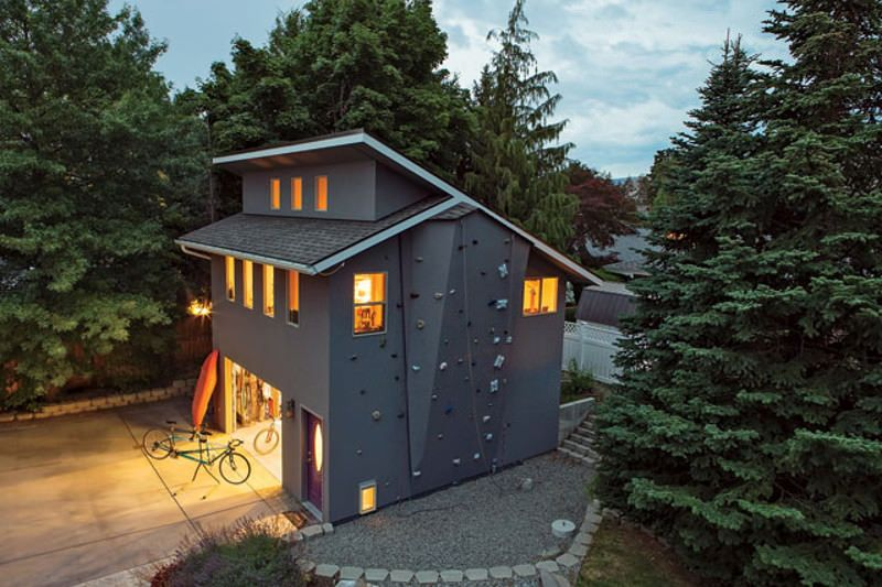 The Ultimate Gear Storage Facility Outdoor Gear Storage House Garage House