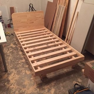 Cheap, Easy, Low-waste Platform Bed Plans | Bed plans ...