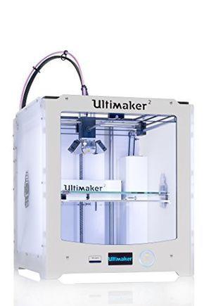 CHIP Testsieger 02/2016! Ultimaker UM2 3DDrucker in weiß