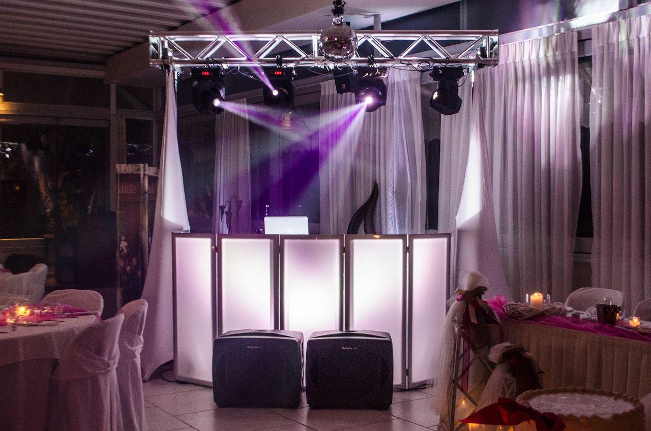 Wedding dj setup | DJ STYLE & DECOR | Dj setup, Dj stage ...