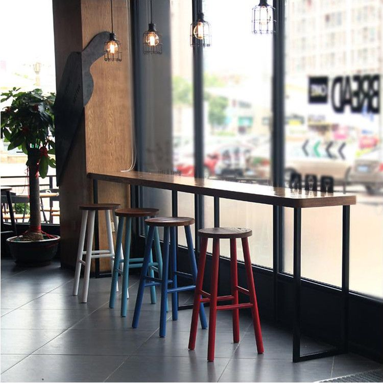 Image Result For Cafe With Window Bar Stools