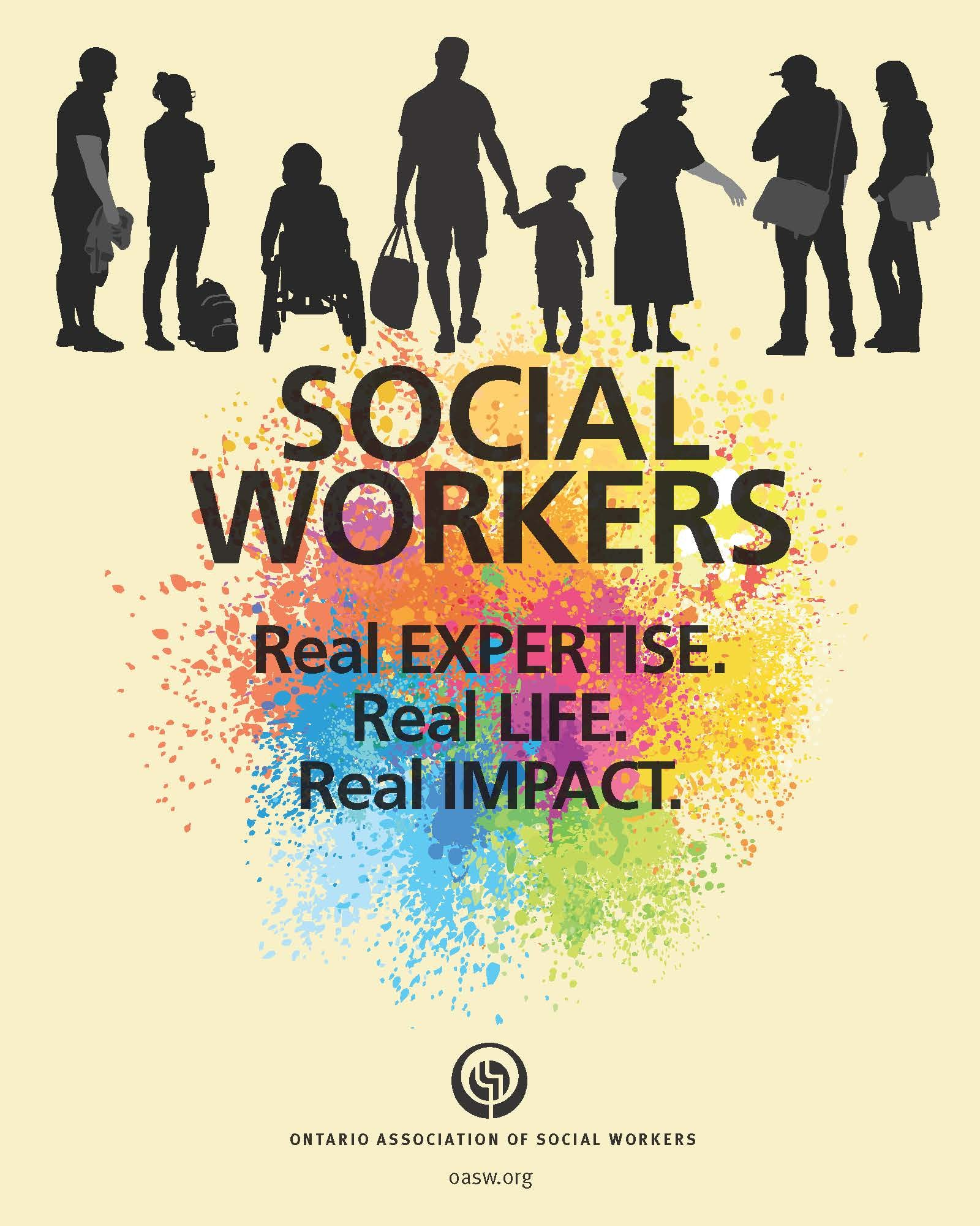 We are celebrating our staff this week (and every week) - Happy Social Work Week!