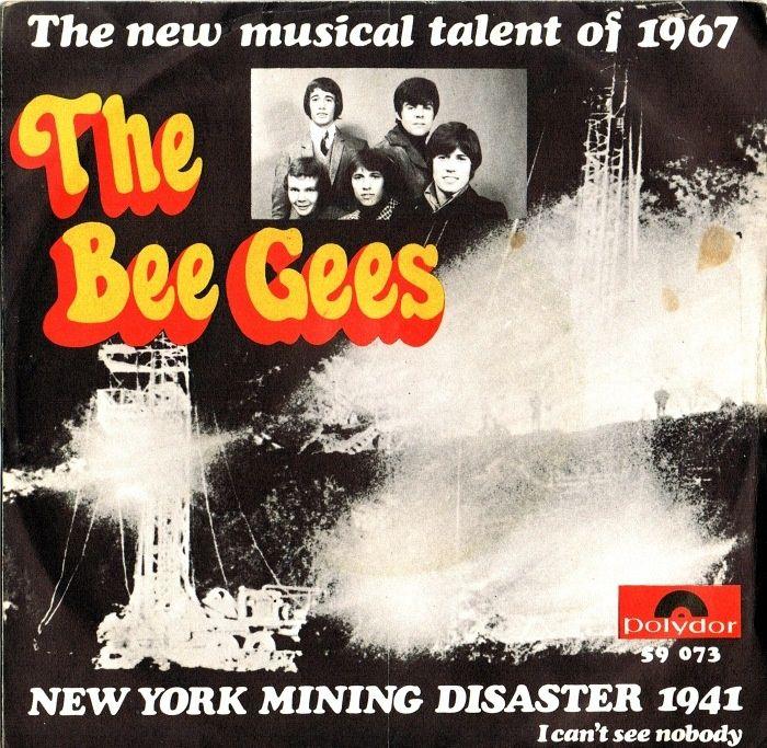 Bee Gees, 1967, o inicio do sucesso