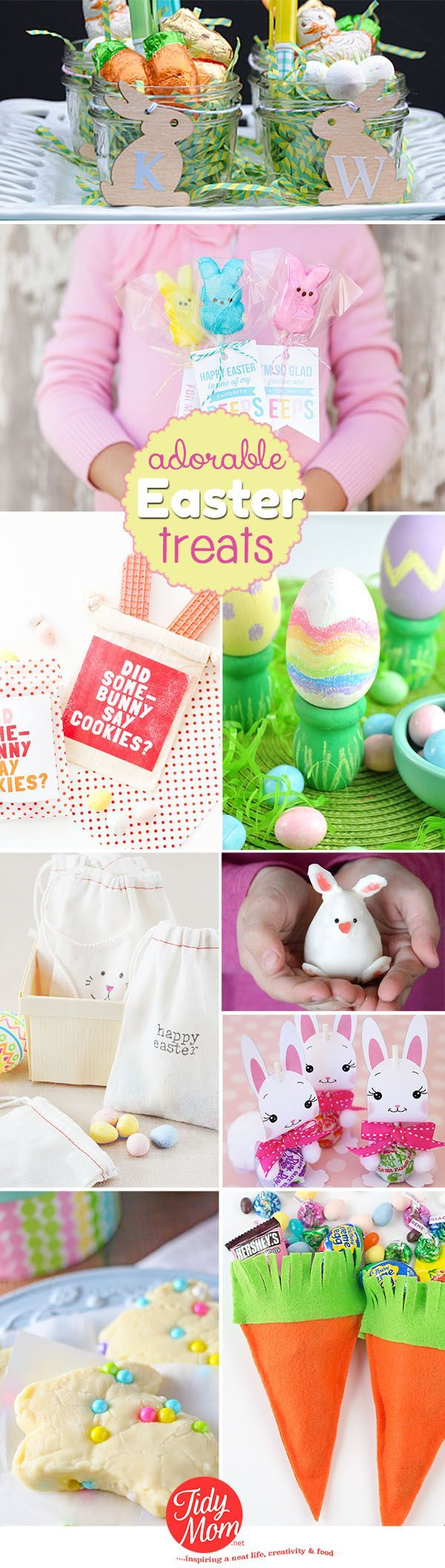 Easter treats to make and gift easter egg and easy these delicious and fun easter treats and crafts are easy to make negle Images