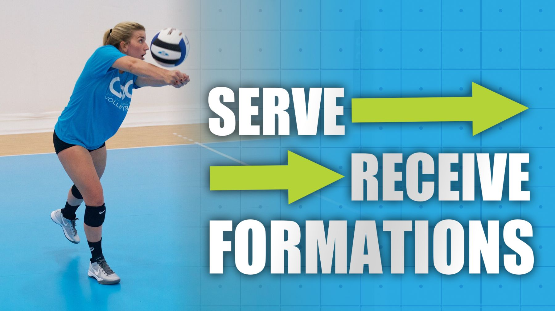 Training Different Serve Receive Formations To Assist In Game Planning Coaching Volleyball Volleyball Serve Volleyball