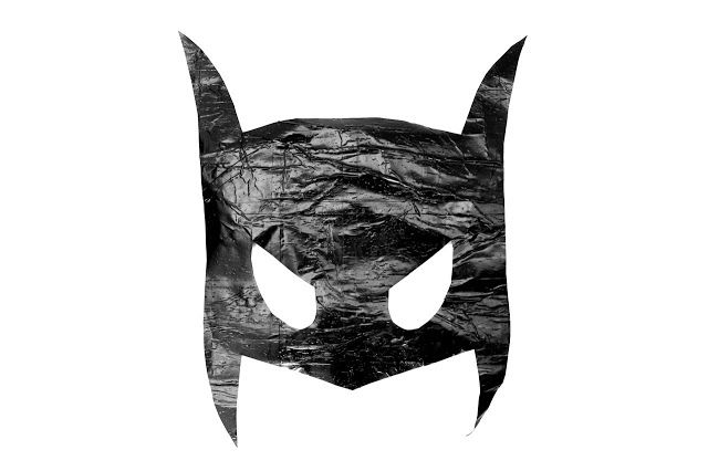 easy batman mask template diy | Wrapped Up in Rainbows | Pinterest