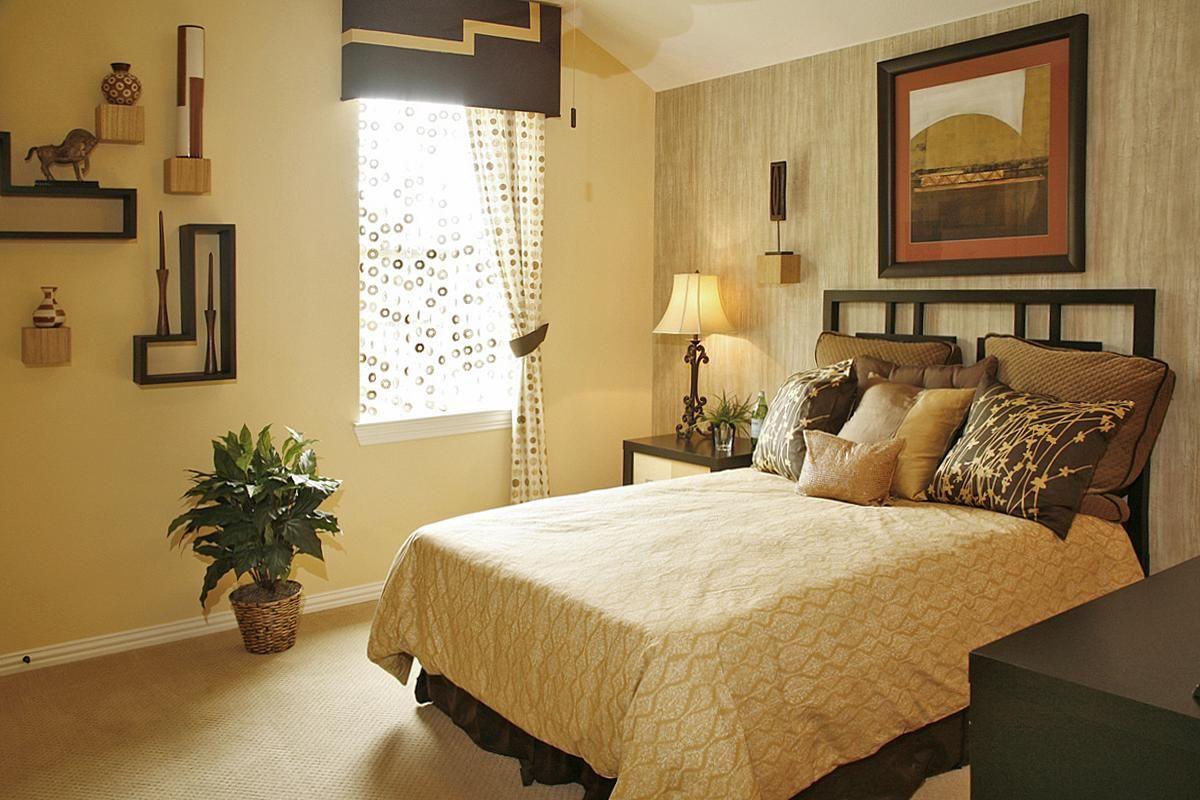 Beautiful guest bedroom antique stuff