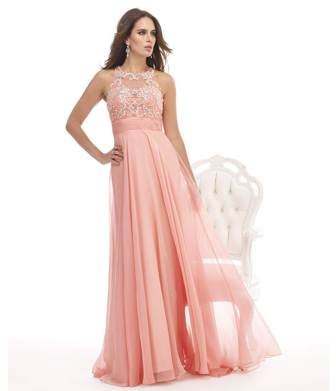 S style prom dresses formal dresses evening gowns rosy pink