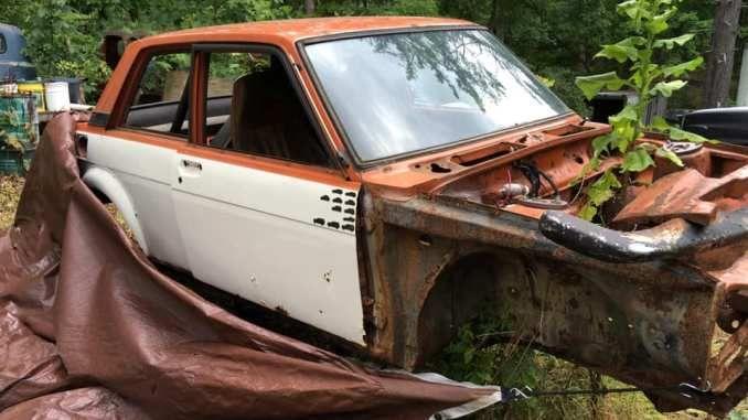 1971 2DR Body Project in Winchester, VA | Datsun 510 for ...