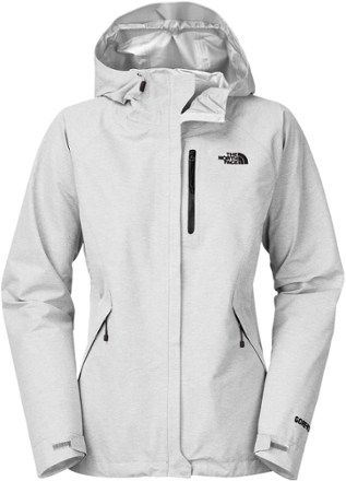 f46e1dddcb4d The women s Dryzzle Rain Jacket from The North Face offers waterproof
