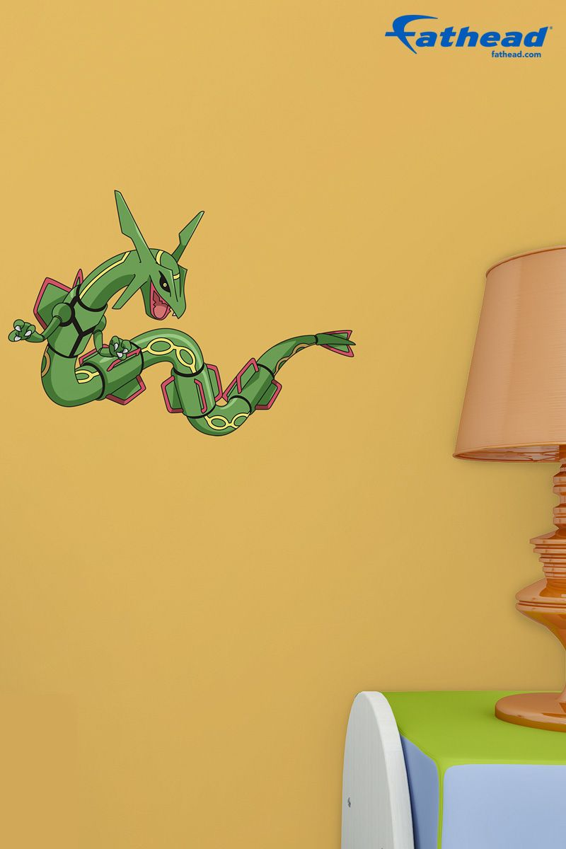 Rayquaza - Teammate | Boy girl bedroom, Girl bedroom walls and ...