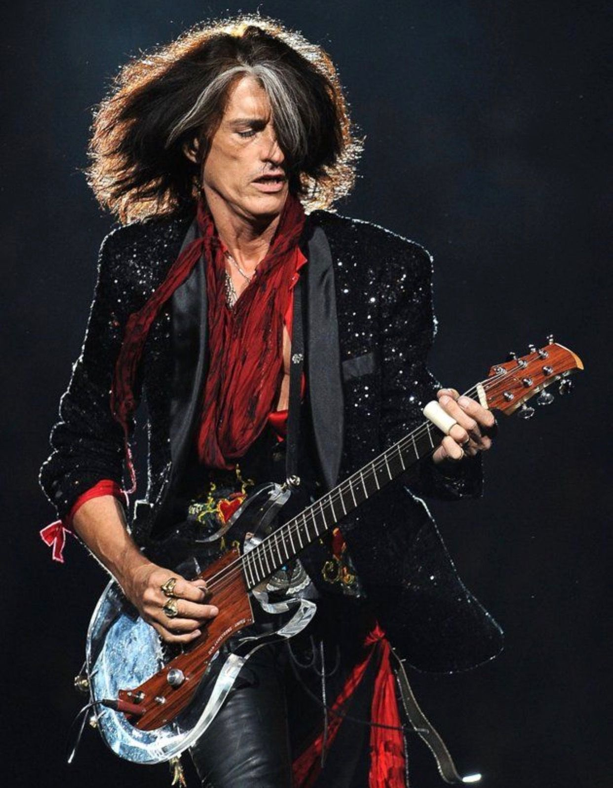 Pin By Judith Williams On Aerosmith Steven Tyler Joe Perry