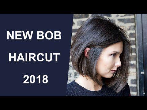 Perfect Short Bob Haircut 2018 Youtube Hair Hair Cuts Hair
