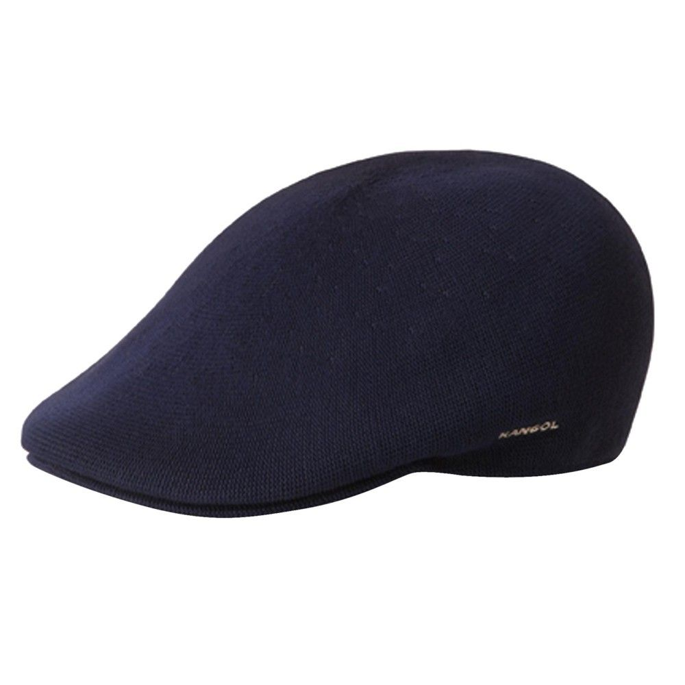Kangol hats can be worn backwards or forwards  4cc421ccb7f