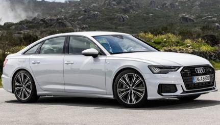 2021 Audi A6 Allroad - Car Wallpaper