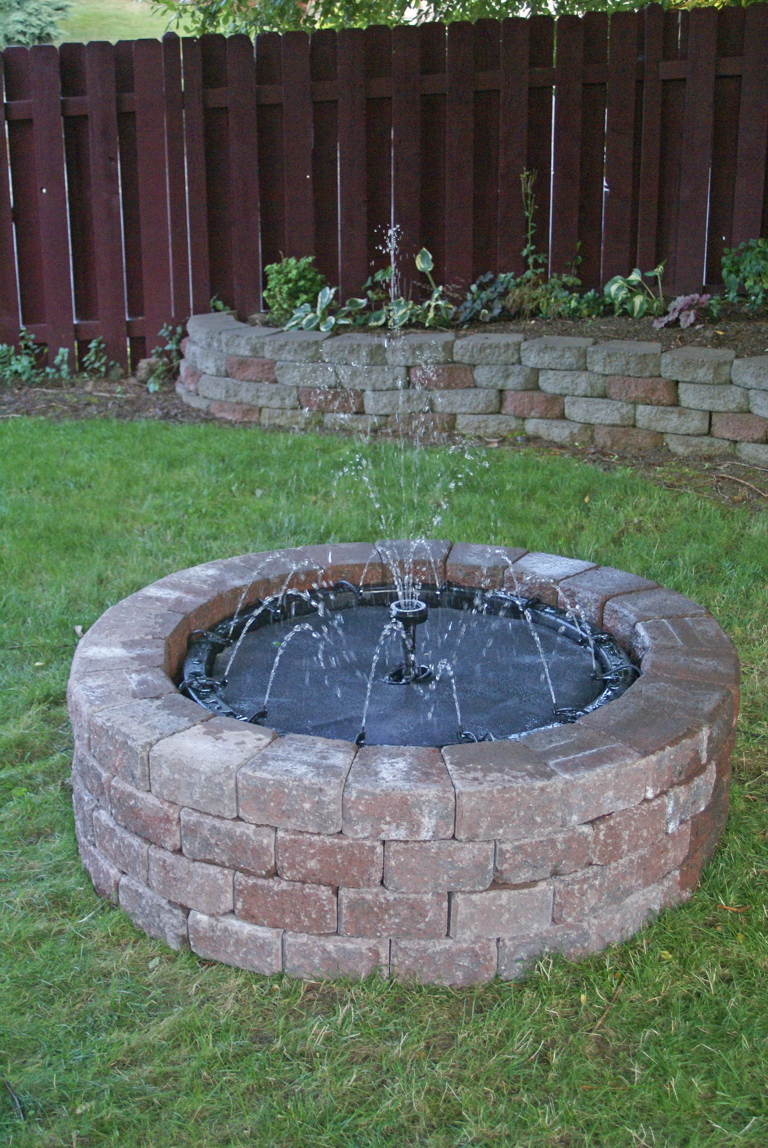 Do it yourself garden paths do it yourself magical water do it yourself garden paths do it yourself magical water fountains solutioingenieria Images