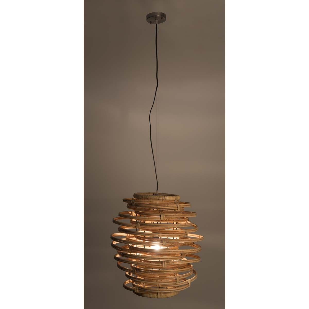 luminaires suspension rotin. Black Bedroom Furniture Sets. Home Design Ideas